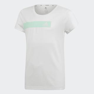 Camiseta Training Cool white / clear mint DV2766