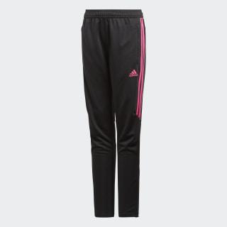 Training Pants Tiro17 Black / Shock Pink CF1149