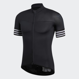 adistar Cycling Jersey Black CV7089
