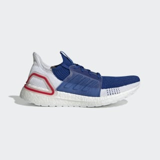 Кроссовки для бега Ultraboost 19 ftwr white / ftwr white / grey one f17 EF1340