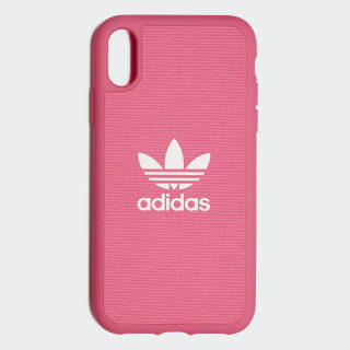 Funda iPhone X Moulded 6,1 pulgadas Shock Pink / White CL4886