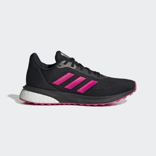 Tenis para correr Astrarun Core Black / Shock Pink / Night Metallic EG5833