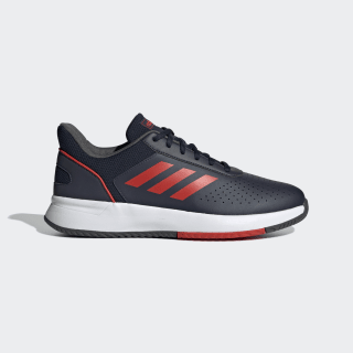 Tenis Courtsmash legend ink/active red/grey six EE7610