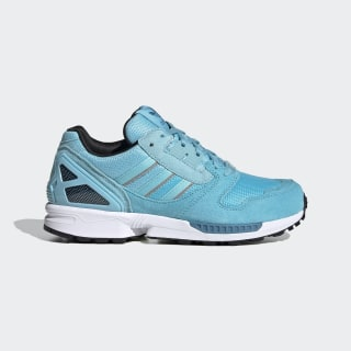 Zapatillas ZX 8000 Blue Glow / Light Aqua / Core Black EF4390
