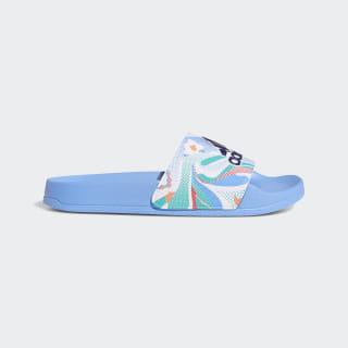 Sandale Adilette Shower Real Blue / Dark Blue / Real Pink EE9036