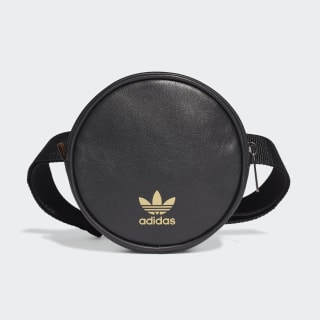 Round Waist Bag Black FL9628