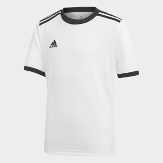 Camiseta Tiro White / Black DY0093