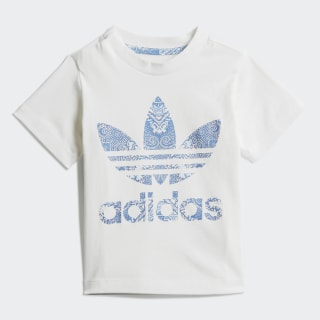 Culture Clash T-Shirt White / Clear Sky / Multicolor DV2328