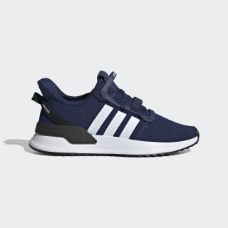 U_Path Run Shoes Dark Blue / Cloud White / Dark Blue EE9386