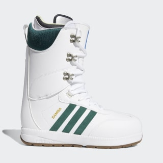 Scarponi Samba ADV Cloud White / Collegiate Green / Gum5 D97892