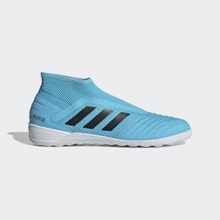 Predator 19.3 Indoor Boots Bright Cyan / Core Black / Solar Yellow EF0423