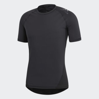 Remera Alphaskin Sport Black CF7235