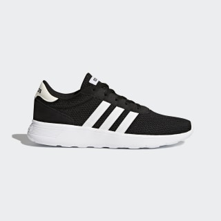 Zapatillas Lite Racer Core Black / Cloud White / Cloud White BB9774
