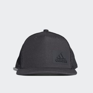 Boné H90 Trucker CARBON S18/DARK GREY HEATHER/BLACK CF4880
