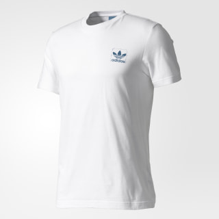 Playera Scale Graphic WHITE BQ3078