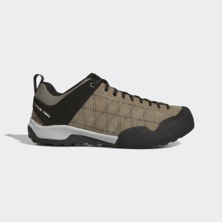 Five Tennie Guide Approach Shoes Simple Brown / Core Black / Grey Four BC0888