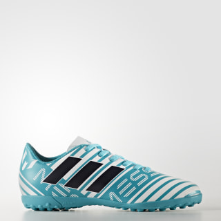 Calzado Nemeziz Messi 17.4 Césped Artificial FTWR WHITE/LEGEND INK F17/ENERGY BLUE S17 S77206