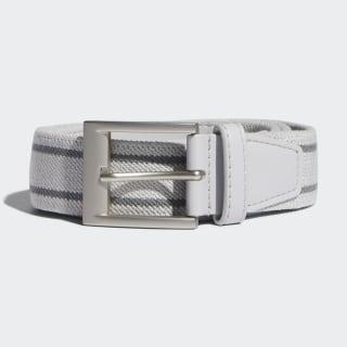 Stretch Woven Belt Grey Two FI3156