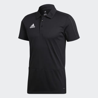Camisa Polo Condivo 18 Black / White CF3698