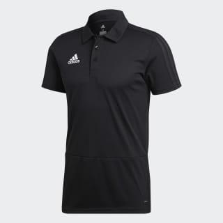 Camiseta CON18 POLO Black / White CF3698