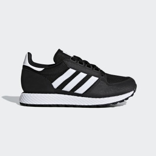 Forest Grove Shoes Core Black / Cloud White / Core Black B37743