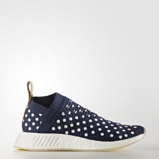 Chaussure NMD_CS2 Collegiate Navy/Footwear White BA7212