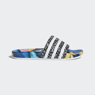 Adilette Slides Multicolor / Cloud White / Core Black B28007