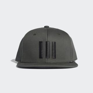 หมวกแก๊ป H90 3-Stripes Legend Earth / Legend Earth / Black ED0248