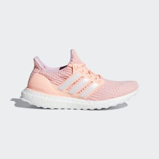 Ultraboost Shoes Clear Orange / Orchid Tint / True Pink F36126