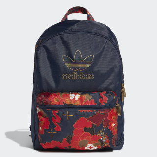 CNY Classic Backpack Collegiate Navy / Gold Metallic GE6202