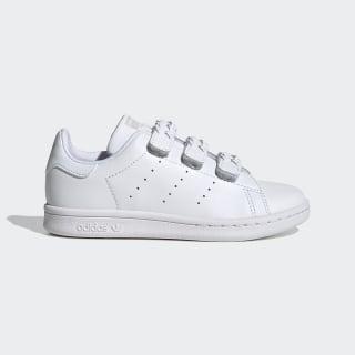 Stan Smith Schuh Cloud White / Cloud White / Grey One EG9355