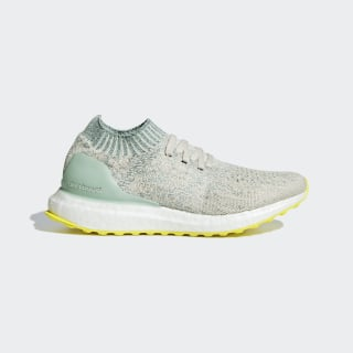 Chaussure Ultraboost Uncaged Ash Green / Chalk White / Ftwr White B43518