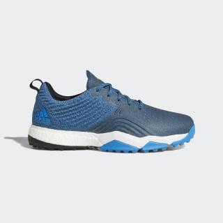 Sapatos Largos Adipower 4orged S Core Black / Bright Blue / Shock Yellow B37176