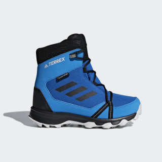 Terrex Climawarm CP Snow Shoes Blue Beauty / Core Black / Grey AC7971