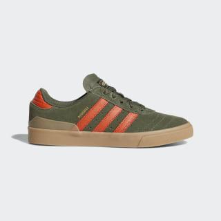 Busenitz Vulc Shoes Base Green / Raw Amber / Gum4 B22773