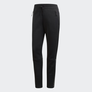 Брюки adidas Z.N.E. Black / White CW5746