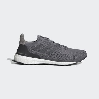 Chaussure Solarboost ST 19 Grey Three / Grey Five / Solar Yellow F34094