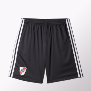 Shorts Titular River Plate BLACK/DARK GREY BJ8901