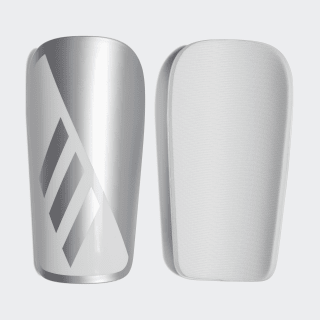 X Lesto Shin Guards Silver Metallic / White DY2578