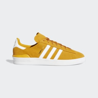 Campus ADV Schuh Yellow / Cloud White / Gold Metallic EF8474