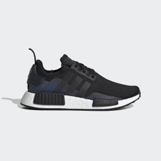 NMD_R1 Schuh Core Black / Core Black / Team Royal Blue EG7924