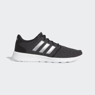 Cloudfoam QT Racer Shoes Core Black / Silver Metallic / Grey Three G54660