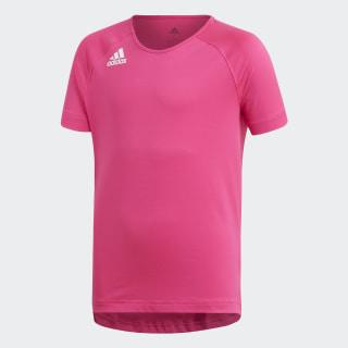 Hi Lo Jersey Shock Pink / White DX0886