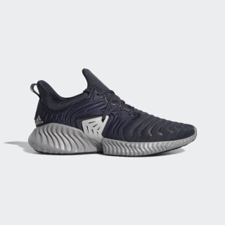 Кроссовки для бега Alphabounce Instinct CC legend ink / silver met. / grey three f17 G28834