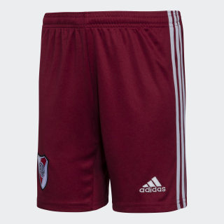 Shorts Uniforme Visitante River Plate Noble Maroon / Clear Onix DX5935