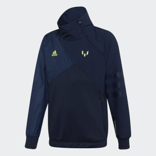 Джемпер Messi collegiate navy / collegiate navy / solar yellow DW5376