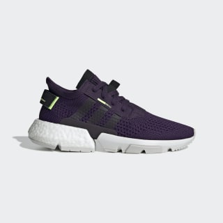 Zapatillas POD System 3.1 legend purple/legend purple/hi-res yellow CG6177