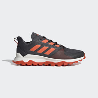 Kanadia Trail Shoes Grey / Active Red / Core Black F36059