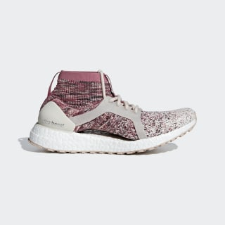 UltraBOOST X All Terrain LTD Clear Brown / Trace Maroon / Chalk Coral AQ0422