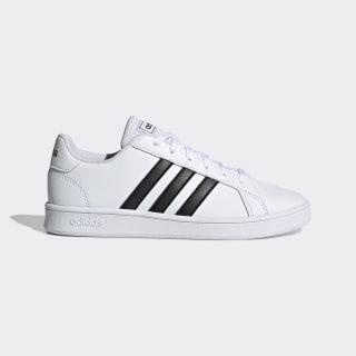 Grand Court Shoes Cloud White / Core Black / Cloud White EF0103